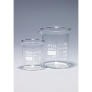 Beakers, Low Form, Single Scale