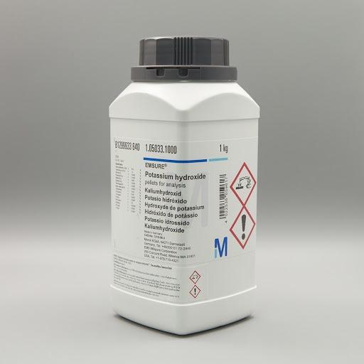 Potassium Hydroxide Koh Kumpulan Saintifik Ksfe I Malaysia S Scientific Laboratory Supplier